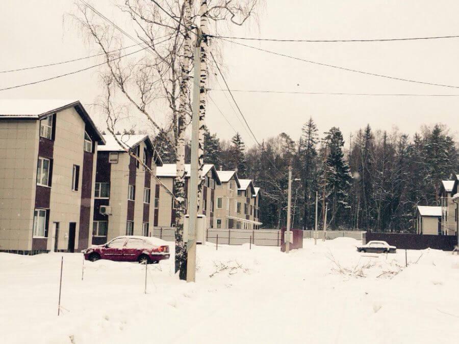 Фото поселка